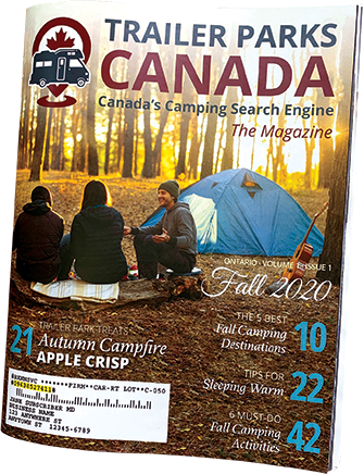Trailer Parks Canada Magazine