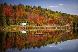 5 Best Fall Camping Destinations in Ontario