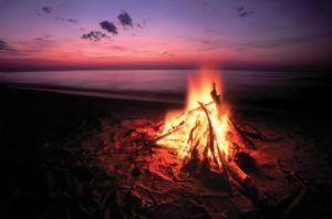 Building An Awesome Campfire
