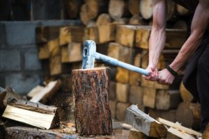 Guide to Splitting Wood