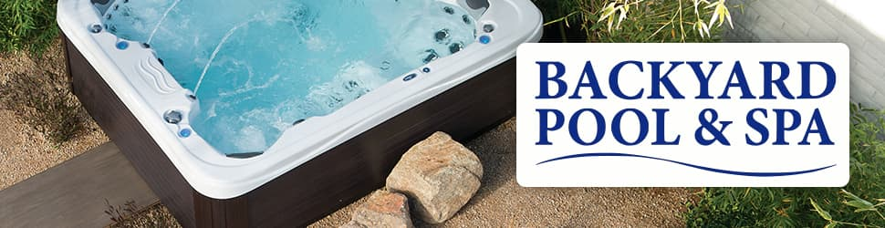 Backyard Pool & Spa